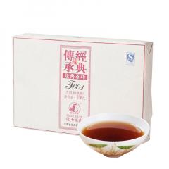 2013年佤山映象 T601 熟茶 250克/砖