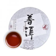 [五号任选]2017年佤山映象 普洱醇饼 熟茶 357克/饼