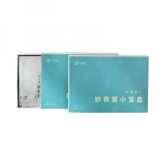 2019年妙贡堂 小宝盒 福鼎白茶 30克/盒