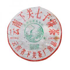 2006年下关 8613泡饼 生茶 357克/饼