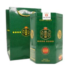 2017年大益 金柑普(益粒醇)小青柑熟茶 柑普茶 200克/罐
