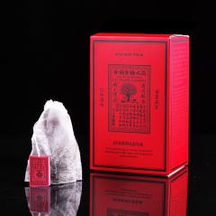 2019年福元昌 轻奢系列 古树晒红 袋泡茶包 滇红茶 45克/盒 1盒