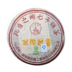 2006年八角亭 越陈越香 熟茶 357克/饼