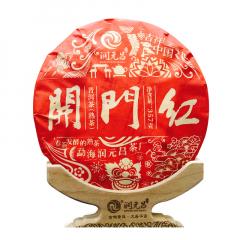 2019年润元昌 开门红 熟茶 357克/饼