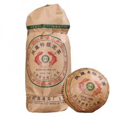 2019年古德凤凰(南涧茶厂) 凤凰特沱 生茶 100克/沱 1沱