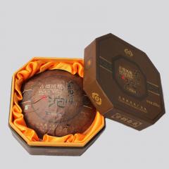 2016年古德凤凰(南涧茶厂) 普洱沱 熟茶 200克/盒