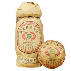 2019年古德凤凰(南涧茶厂) 凤凰特沱 熟茶 100克/沱 1沱
