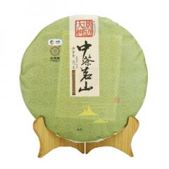 2017年中茶 名山系列·景迈大树 生茶 357克/饼