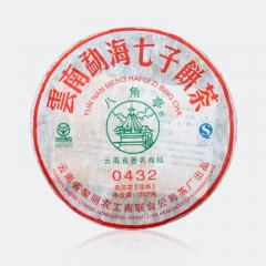 2009年八角亭 0432 901批 生茶 357克/饼