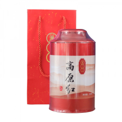 2017年澜沧古茶 高原红 工夫红茶 滇红茶 250克/罐