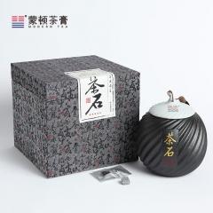 蒙顿茶膏 五星茶石茶膏 礼盒装 80克/盒