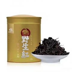 茗纳百川 野生古树红 红茶 250克/罐
