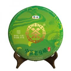 2019年中茶 老曼峨 生茶 357克/饼
