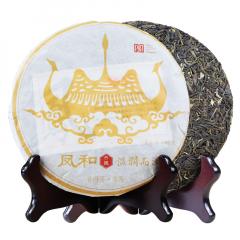 2016年凤牌 凤和 生茶 357克/饼 单片