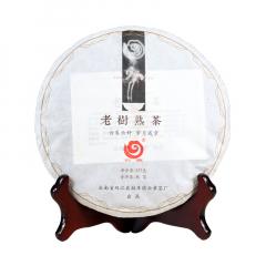 2018年云章 老树熟茶 熟茶 357克/饼 单片