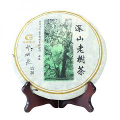 2006年老同志 深山老树茶 生茶 500克/饼