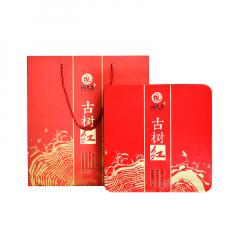 [铂金248元任选3]2020年润元昌 古树红茶 滇红茶 180克/盒