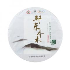 2019年中茶 邦东乔木 生茶 357克/饼