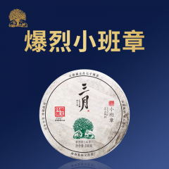 2020年福元昌 三月小班章(头春正山纯料)春茶 生茶 100克/饼 单片