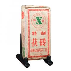 2006年湖南省益阳茶厂 特制茯砖 黑茶 300克/砖