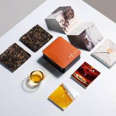 2020年俊仲号 阵云茶1135 生茶 150克/盒