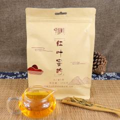 2020年千山叶 红叶蜜韵·大金芽 滇红工夫红茶 150克/袋