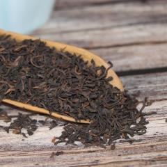 2017年勐海宫廷3年陈料 勐海茶区 老树陈料散茶 熟茶 500克