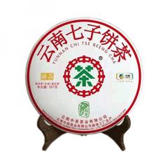2020年中茶 翡翠白菜 生茶 357克/饼