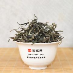 【春茶现货】2021年布朗山乔木 头春纯料散茶 生茶 250克