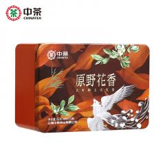 中茶 原野花香 滇红茶 60克/盒