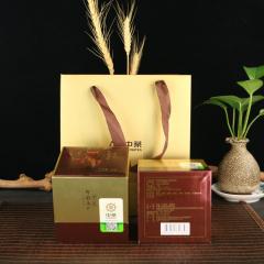 中茶 野韵乌金 滇红茶 60克/盒