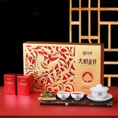 中茶 大树金针·乘风破浪 滇红茶 200克/盒