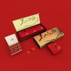 中茶 茗山大树 冰清红袖②号 龙珠红茶 189克/盒
