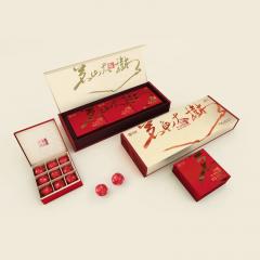 中茶 茗山大树 布朗 龙珠红茶 滇红茶 189克/盒