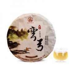 2021年八角亭 易武弯弓 生茶 357克/饼 1饼