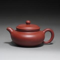 小仿古160cc 30年家藏大红袍【邵云琴作品】宜兴名家正品紫砂壶