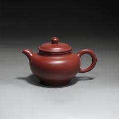 大圆珠300cc 30年家藏大红袍【邵云琴作品】宜兴紫砂壶