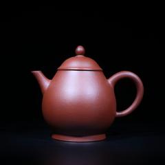 高潘160cc 原矿朱泥【经典陶坊作品】宜兴紫砂壶