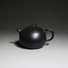 福瓜160cc 原矿朱泥捂灰【王洁作品】宜兴紫砂壶