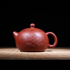 牡丹西施260cc 原矿大红袍【范洪明作品】宜兴紫砂壶