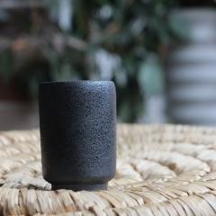 建水紫陶名家【潘娟】柴烧结晶品茗闻香杯 全手工正品