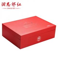 润思祁红 祁红一号红色经典礼盒 祁门红茶 210克/盒