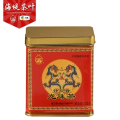 中粮 海堤茶叶 AT109铁观音浓香形 乌龙茶 125克/盒