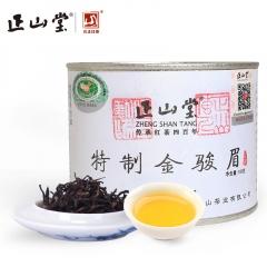 正山堂茶业 金骏眉红茶 武夷红茶 100克/罐