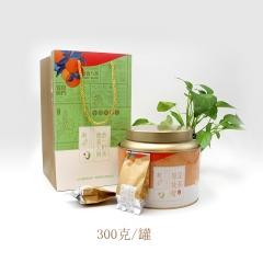 侨一 原枝小青柑 柑普茶 (熟茶) 300克/罐