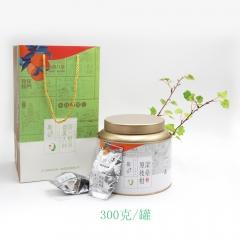 侨一 原枝小青柑 柑普茶(生茶) 300克/罐