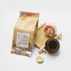 【品鉴装】侨一 原枝小青柑 柑普茶(熟茶) 约12克/ 颗 1颗