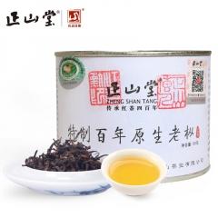 正山堂茶业 特制百年原生老枞 正山小种红茶 100克/罐