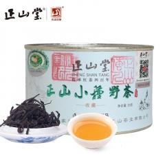 正山堂茶业  正山小种野茶  武夷红茶 50克/罐