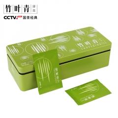 竹叶青   峨眉高山绿茶 特级(品味)经典礼盒  100克/盒